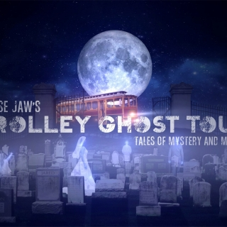 MOOSE JAW TROLLEY GHOST TOUR